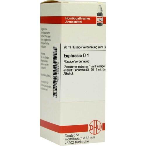 Euphrasia D 1 Dilution - 1