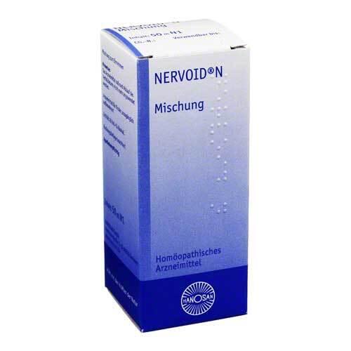 Nervoid N flüssig - 1