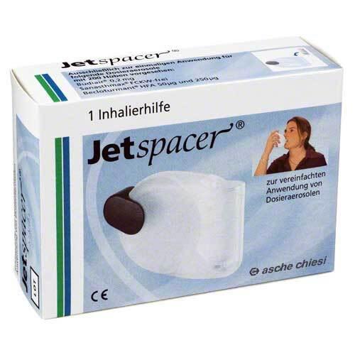 Jetspacer Inhalierhilfe - 1