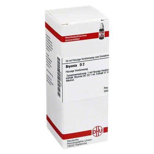 DHU Bryonia D 2 Dilution - 1