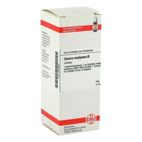 DHU Cynara scolymus Urtinktur - 1