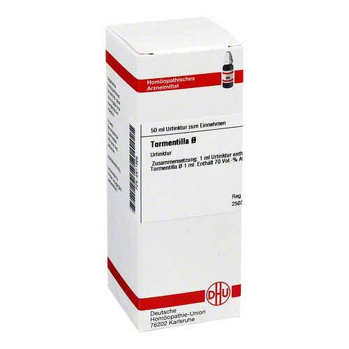 DHU Tormentilla Urtinktur - 1