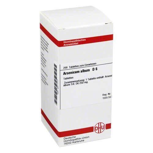 DHU Arsenicum album D 6 Tabletten - 1
