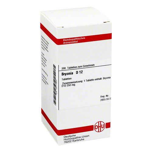 Bryonia D 12 Tabletten - 1