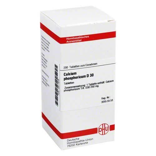 Calcium phosphoricum D 30 Tabletten - 1