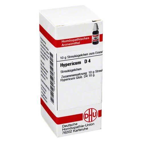 Hypericum D 4 Globuli - 1