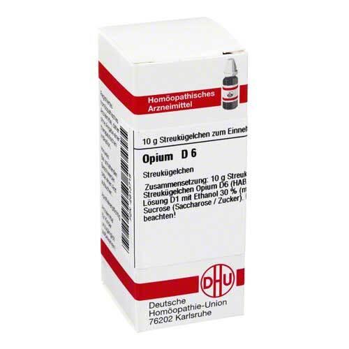 Opium D 6 Globuli - 1