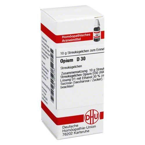 DHU Opium D 30 Globuli - 1
