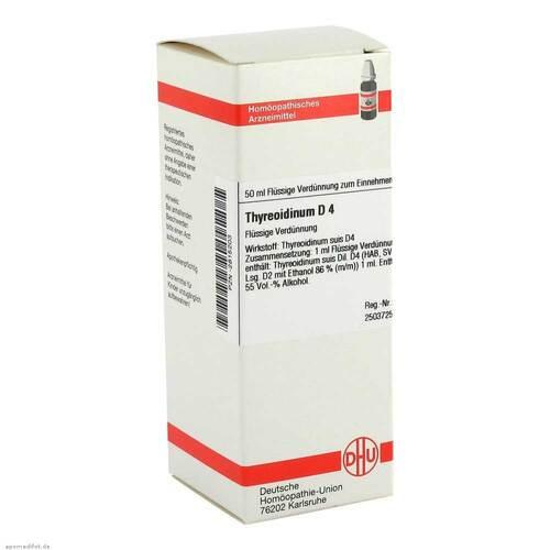 DHU Thyreoidinum D 4 Dilution - 1