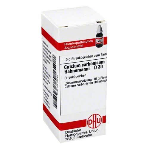 Calcium carbonicum D 30 Globuli - 1