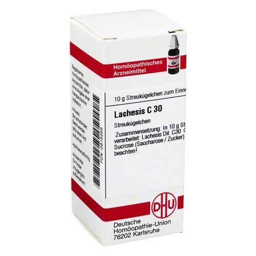 Lachesis C 30 Globuli - 1