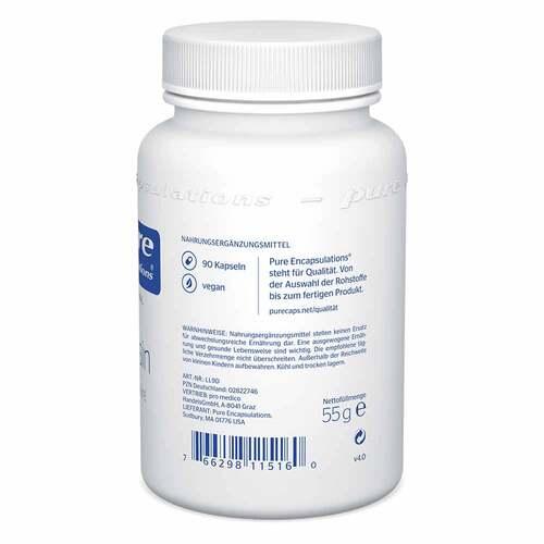 Pure Encapsulations L-Lysin Kapseln - 2