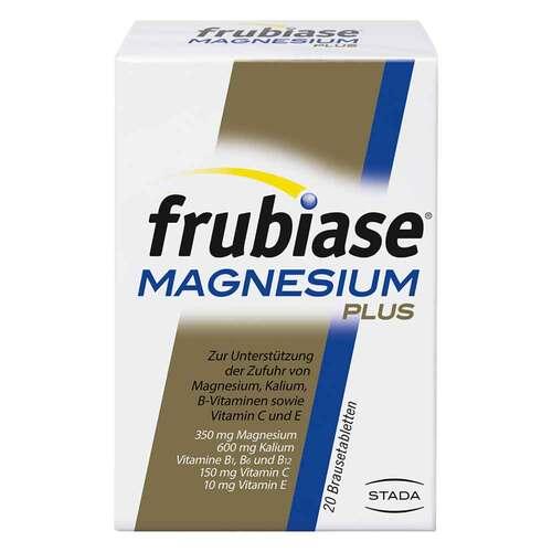 Frubiase Magnesium Plus Brausetabletten - 1