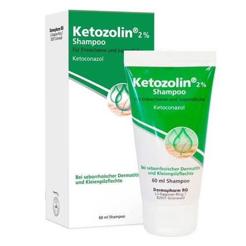 Ketozolin 2% Shampoo - 1