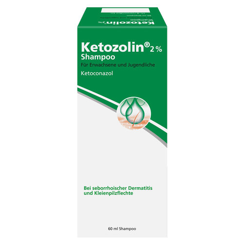 Ketozolin 2% Shampoo - 2