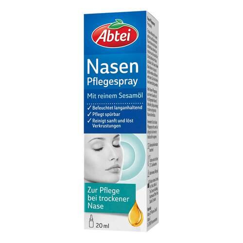 Abtei Nasenpflegeöl Nasenspray - 1