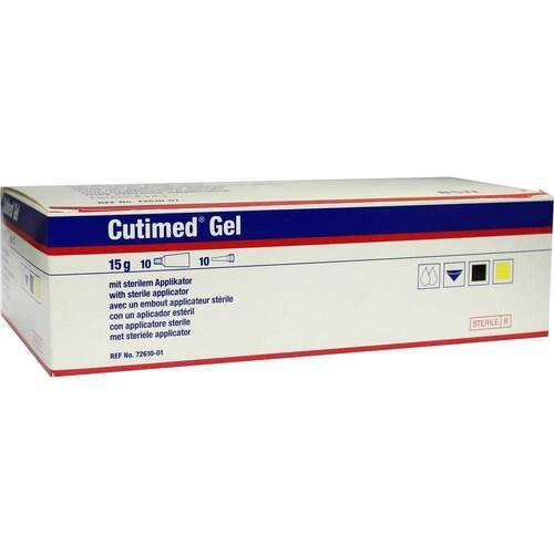 Cutimed Hydrogel amorph - 1