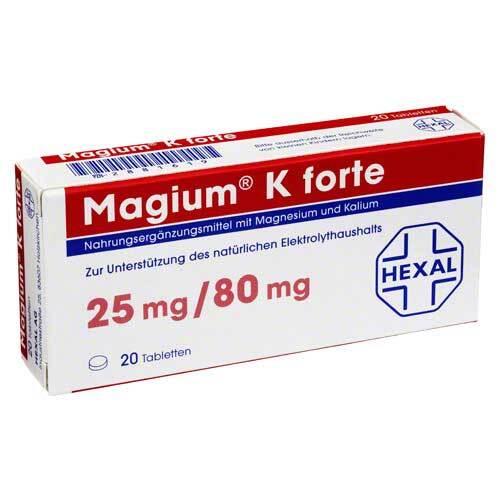 Magium K forte Tabletten - 1