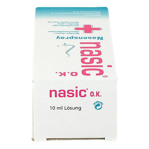 Nasic O.K. Nasenspray ohne Konservierungsmittel - 4