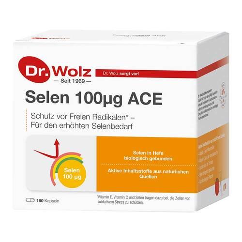 Selen ACE 100 µg 180 Tage Kapseln - 1
