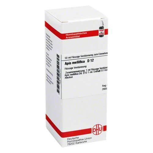 Apis mellifica D 12 Dilution - 1