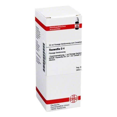 DHU Rauwolfia D 4 Dilution - 1