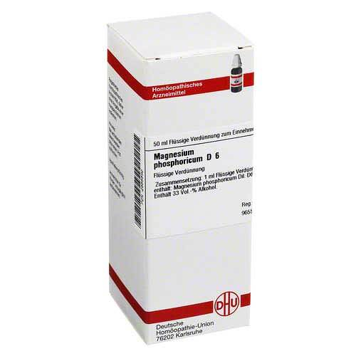 DHU Magnesium phosphoricum D 6 Dilution - 1