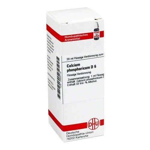 DHU Calcium phosphoricum D 6 Dilution - 1