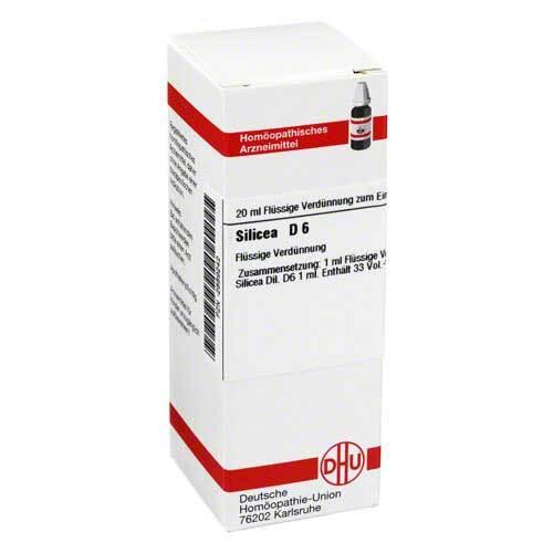 DHU Silicea D 6 Dilution - 1