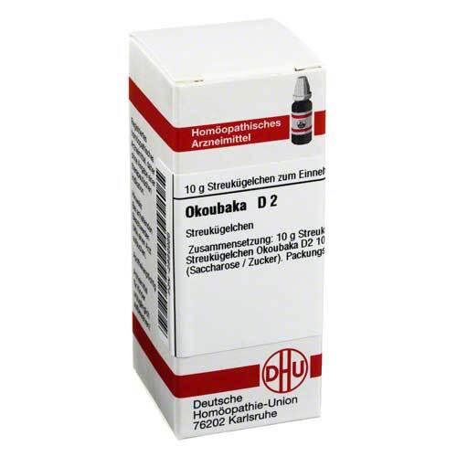 Okoubaka D 2 Globuli - 1