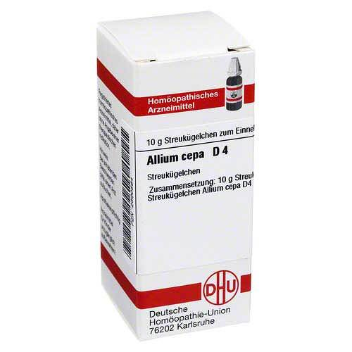 Allium cepa D 4 Globuli - 1