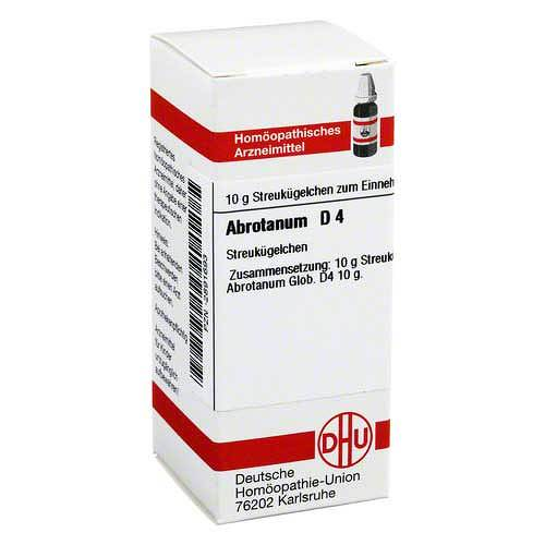 Abrotanum D 4 Globuli - 1