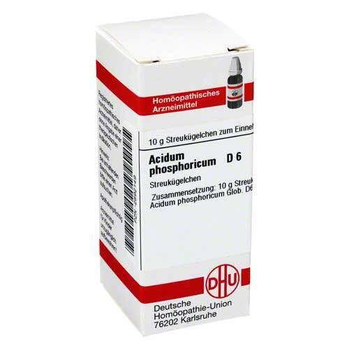 Acidum phosphoricum D6 Globuli - 1