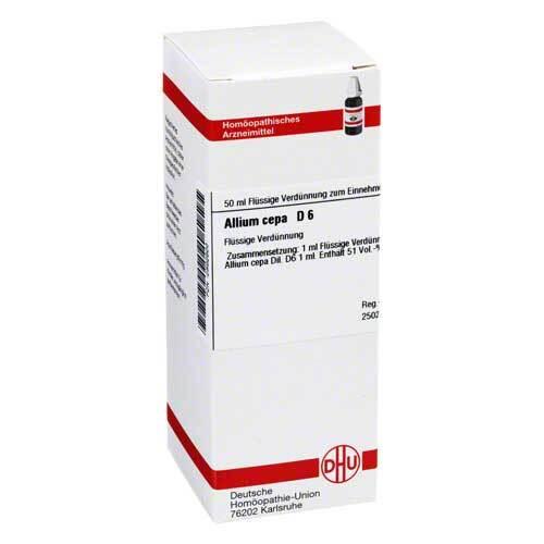DHU Allium cepa D 6 Dilution - 1