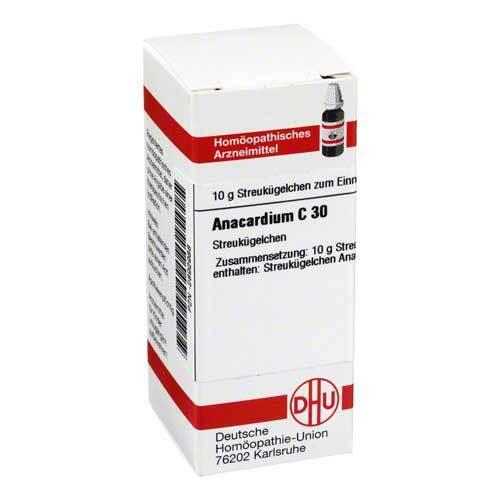 DHU Anacardium C 30 Globuli - 1
