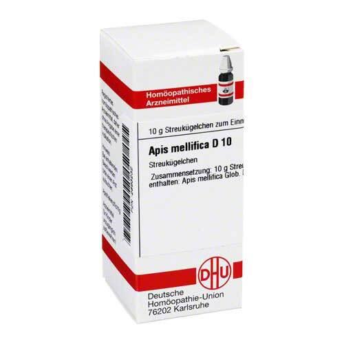 Apis mellifica D 10 Globuli - 1