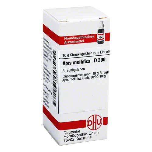 Apis mellifica D 200 Globuli - 1