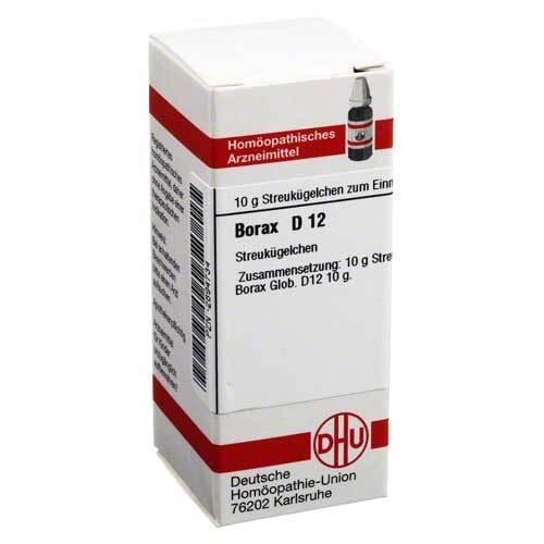 Borax D 12 Globuli - 1
