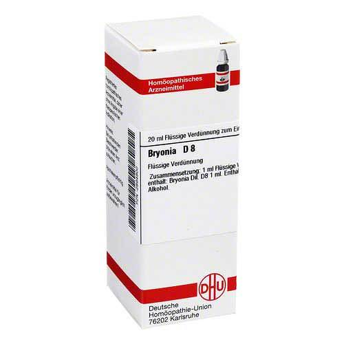 Bryonia D 8 Dilution - 1