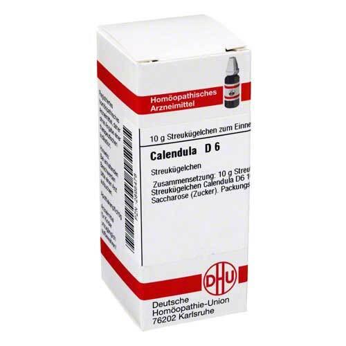 DHU Calendula D 6 Globuli - 1