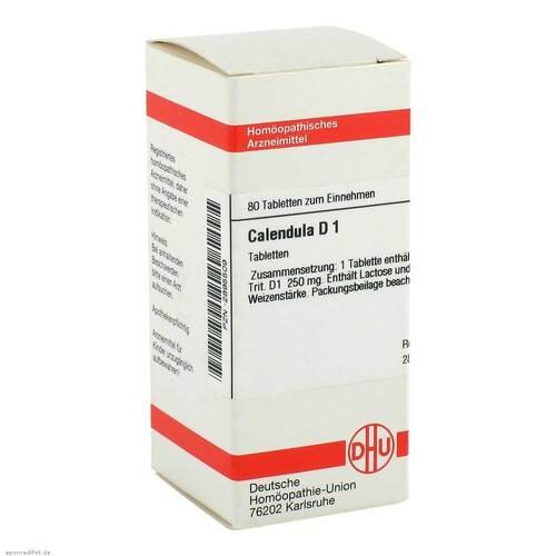 Calendula D 1 Tabletten - 1