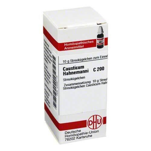 DHU Causticum Hahnemanni C 200 G - 1