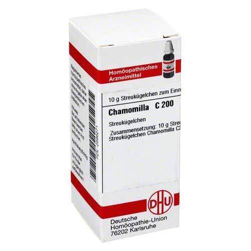 DHU Chamomilla C 200 Globuli - 1
