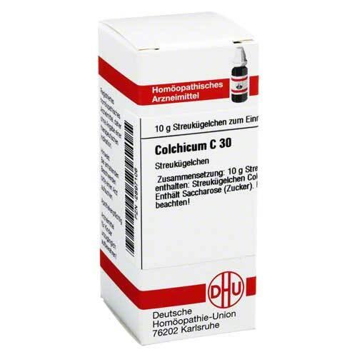 Colchicum C 30 Globuli - 1