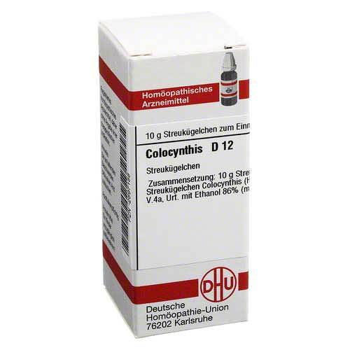 DHU Colocynthis D 12 Globuli - 1