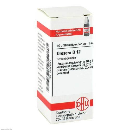 DHU Drosera D 12 Globuli - 1