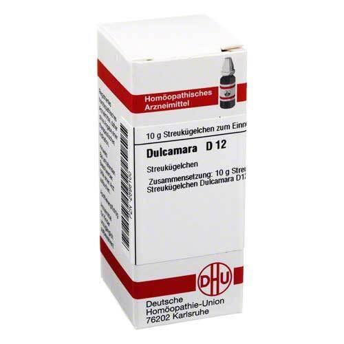 DHU Dulcamara D 12 Globuli - 1