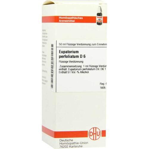 DHU Eupatorium perfoliatum D 6 Dilution - 1
