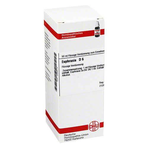 Euphrasia D 6 Dilution - 1