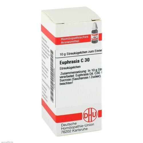 DHU Euphrasia C 30 Globuli - 1